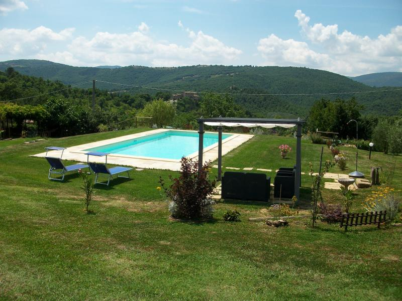 Borgo la Colonica, casa vacanza a Castel Rigone