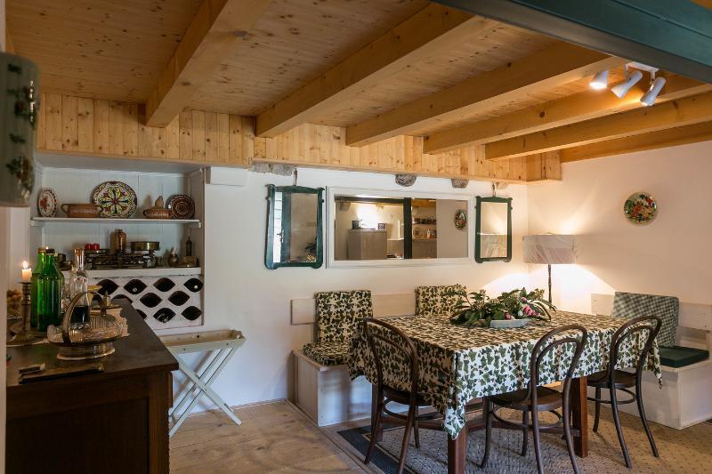 Garden Floor Dining Room