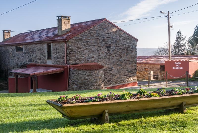 Casa do Ghabino .Turismo Rural, holiday rental in A Bana