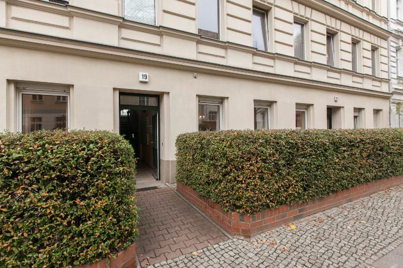 Entrance Hauseingang