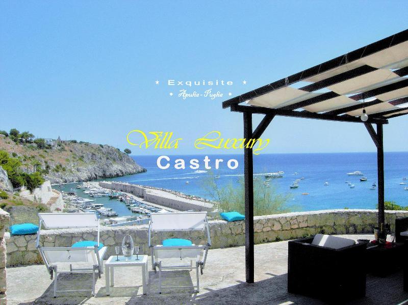 VIlla Luxury | Castro, holiday rental in Castro