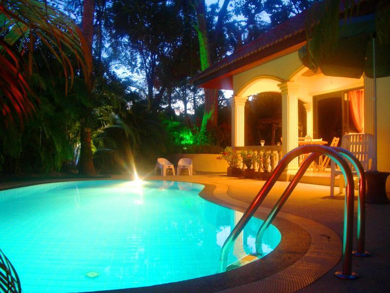 Luxury 2 Bed Private Pool Villa 'Villa Lakeside', vacation rental in Phuket