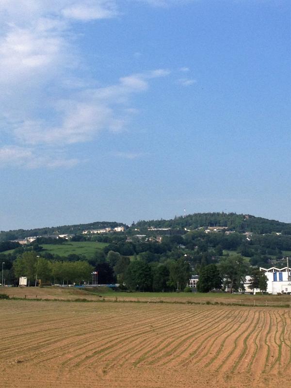 5 km Mortain