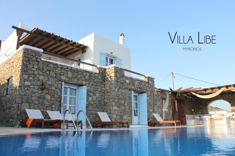 Villa Libe - Luxurious private villa with private pool and panoramic view.