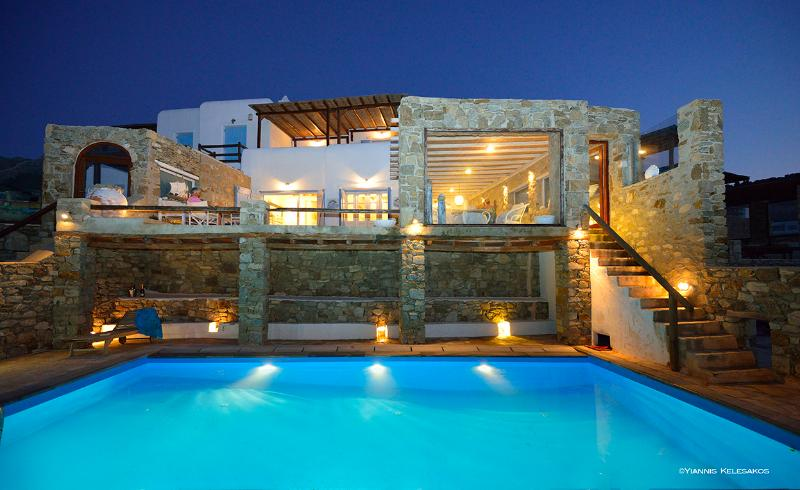 Aegean Pearl Villa, holiday rental in Mykonos Town