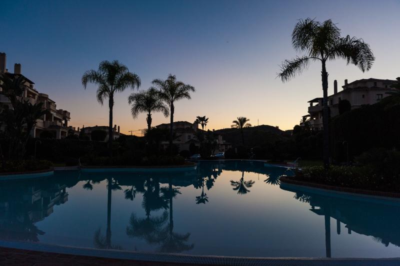 Twilight in Capanes del Golf