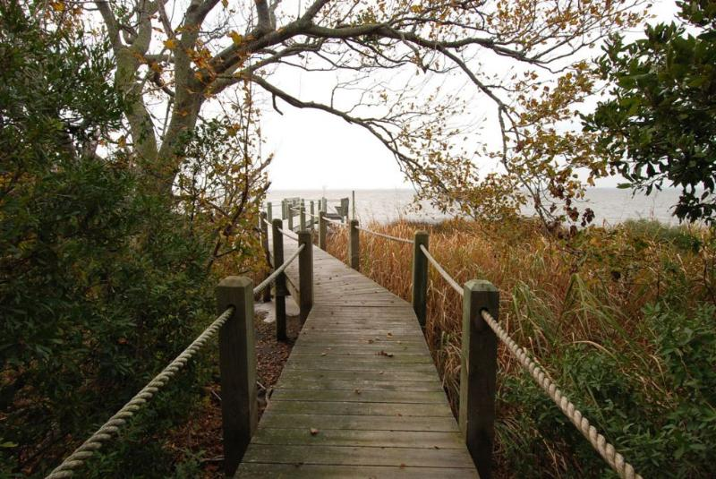 Walkway to Sound