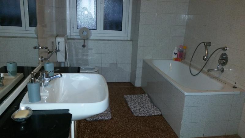 vista esterna del bagno