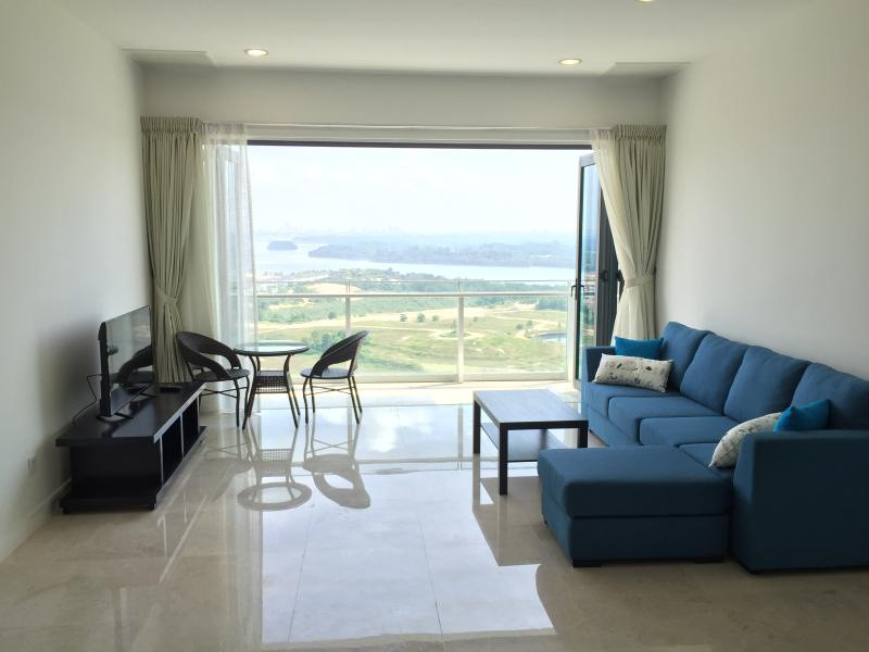 Sea View Condo in Puteri Harbour, near Legoland, holiday rental in Gelang Patah