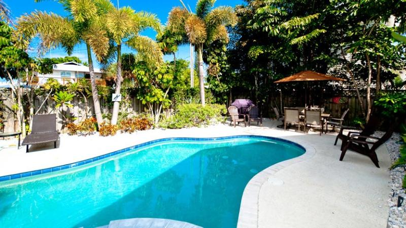 Shared Pool and Patio