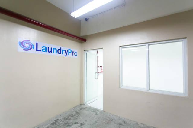Laundry Service in Basement 2