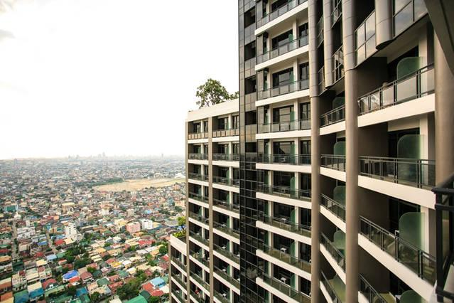 The Gramercy Residences is the tallest tower in Makati