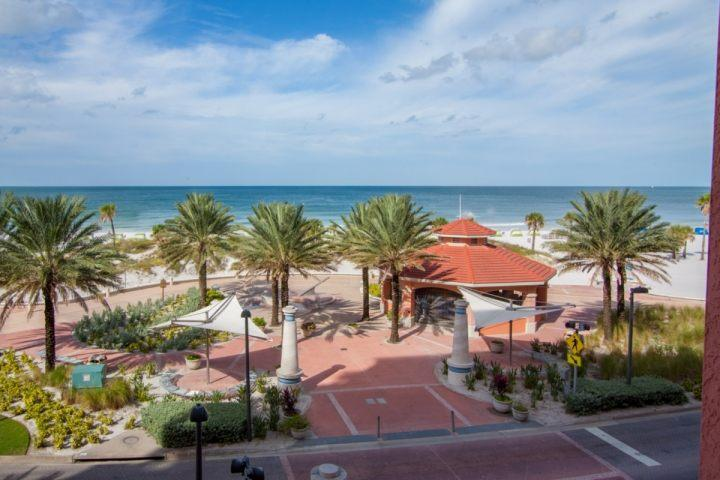 303 Aqualea-2 Master Suite/2.5 Bathroom Oceanfront Condominium-Clearwater Beach, FL