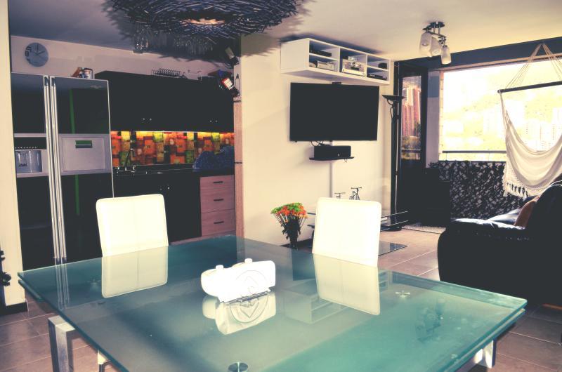 Apartasuite del Rio, location de vacances à Medellin