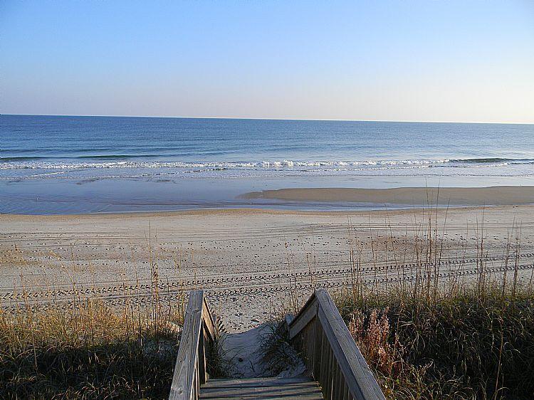 Side B Beach Access