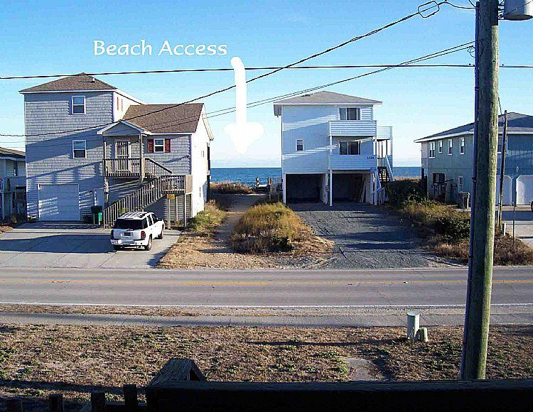 Daughtry Beach Access
