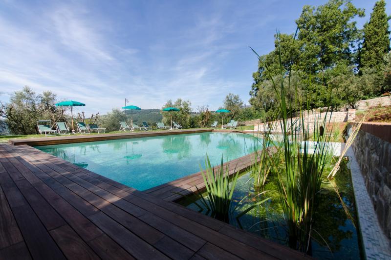 Large swimming pool (14 x 8)