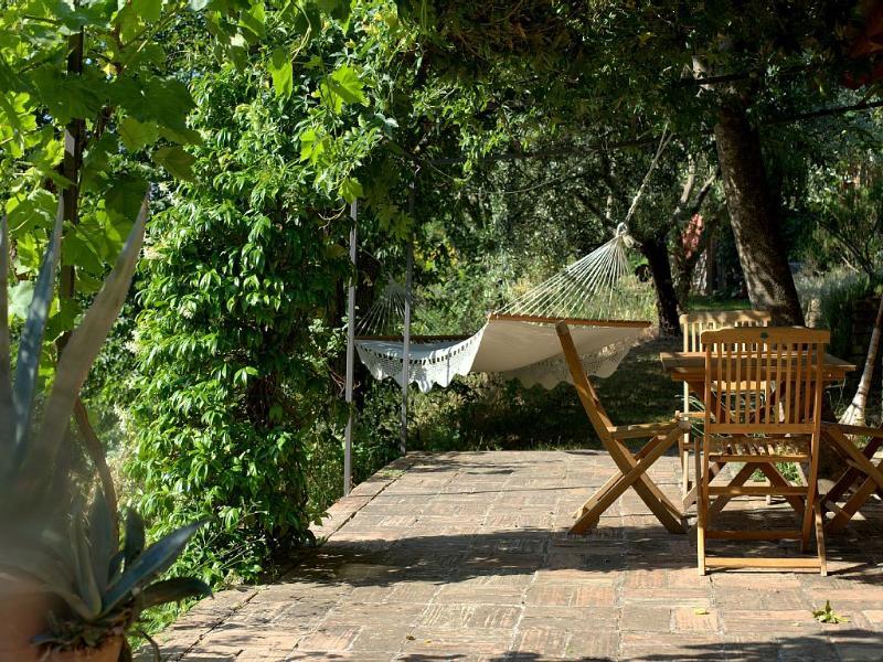 Casa Rosa - Cimabue, two bedroom cottage, location de vacances à San Vitale