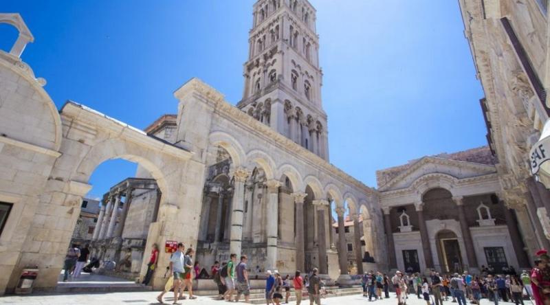 Split, old part - must visit ! 20 min driving