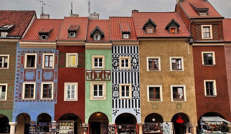 Stary Rynek 24, casa vacanza a Greater Poland Province