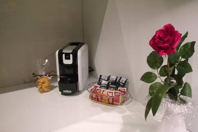 .... free espresso coffee