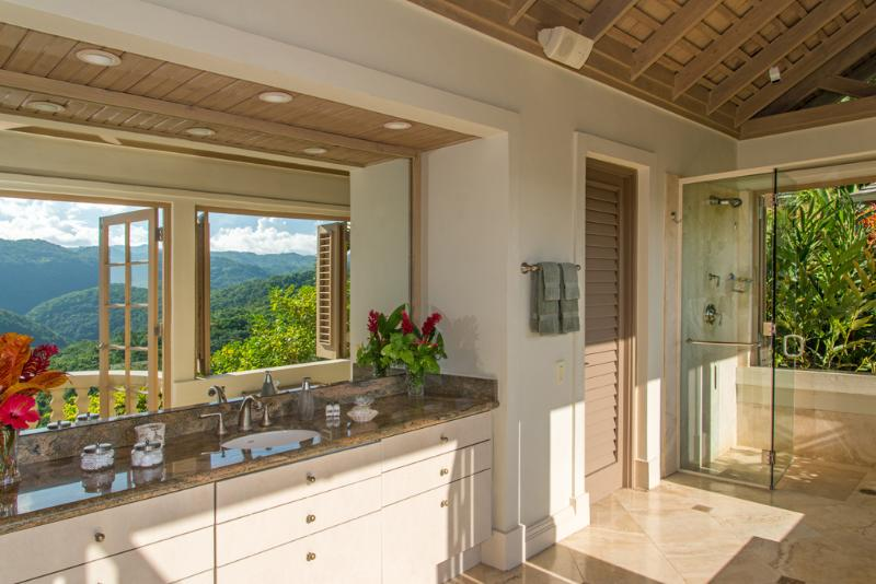Silent Waters Villa ospite suite 2 bagno