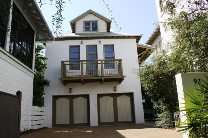 Nageotte Carriage House in Rosemary Beach