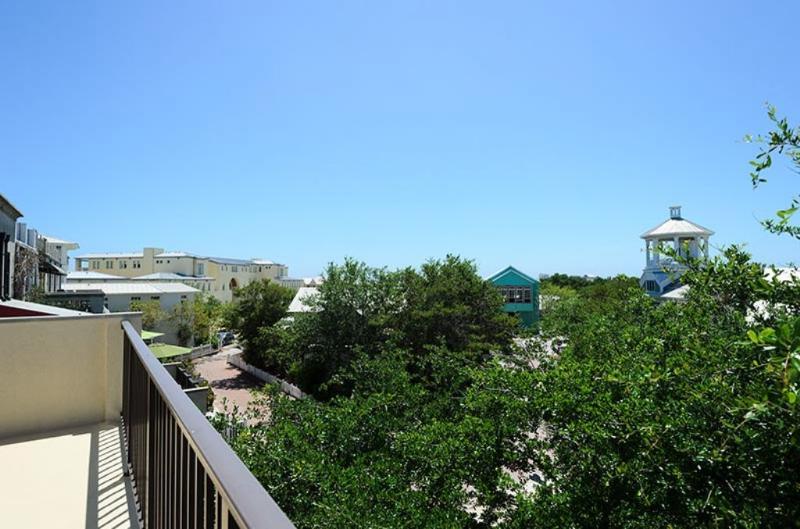 Master Balcony View of Seaside