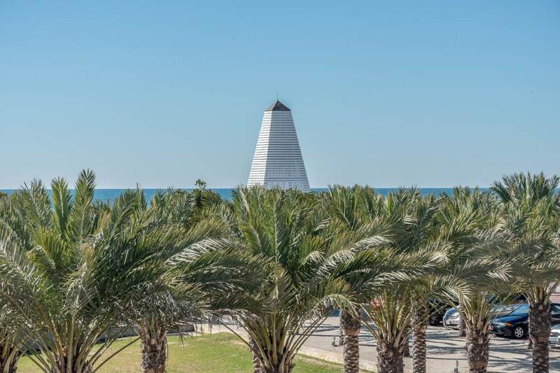 Fabulous Views of Gulf and Seasides Pavilions