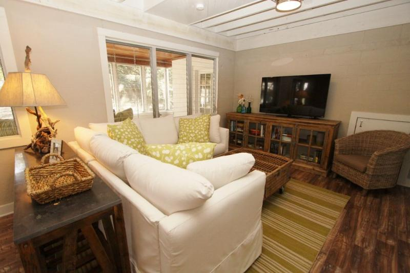 Main Living Room With LCD TV