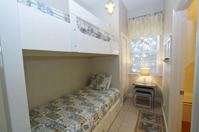 Bunk Bedroom on Second Floor