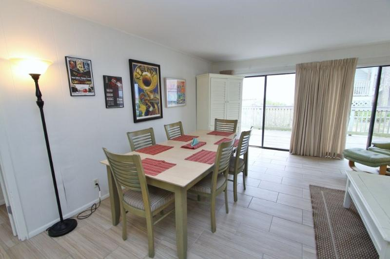 Dining Area with Large Table