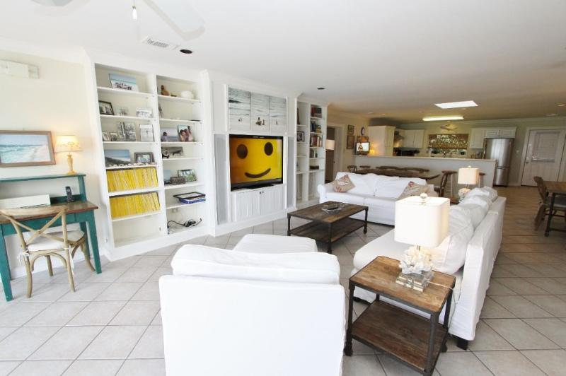 Yellow House Updated 2018 4 Bedroom Al In Seagrove Beach With Waterfront And Cable Satellite Tv Tripadvisor