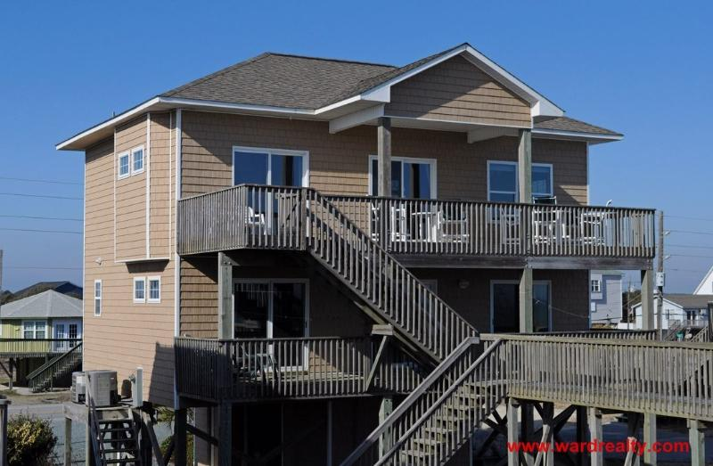 Jewel of the Isle, vacation rental in North Topsail Beach
