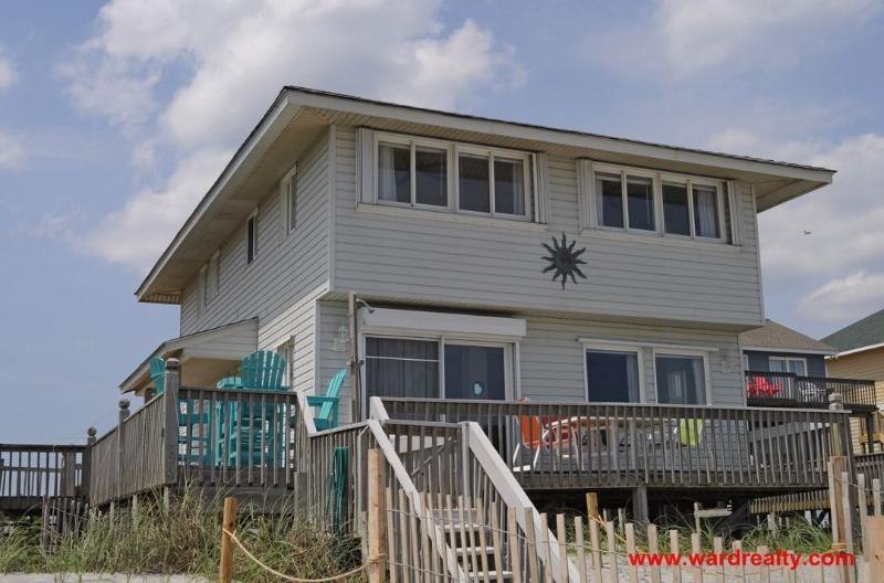 Merritt House, vacation rental in North Topsail Beach