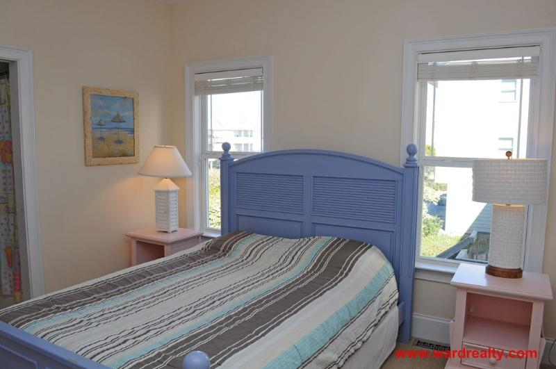 1st Floor Middle Bedroom with a Queen Bed