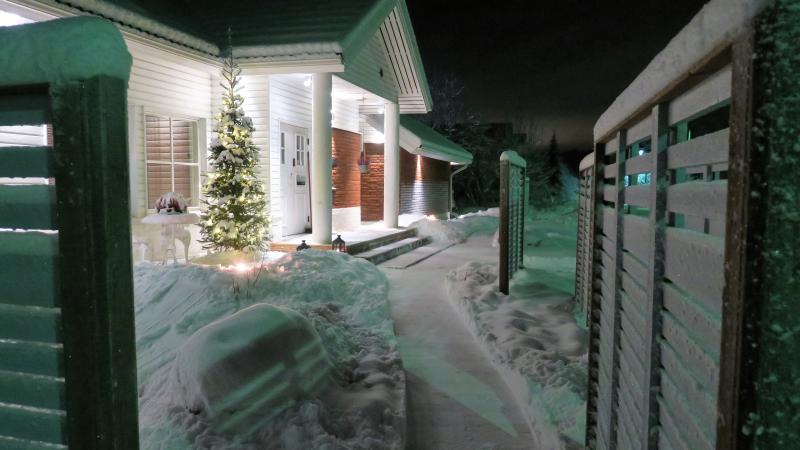 Inverno de entrada frontal 2015