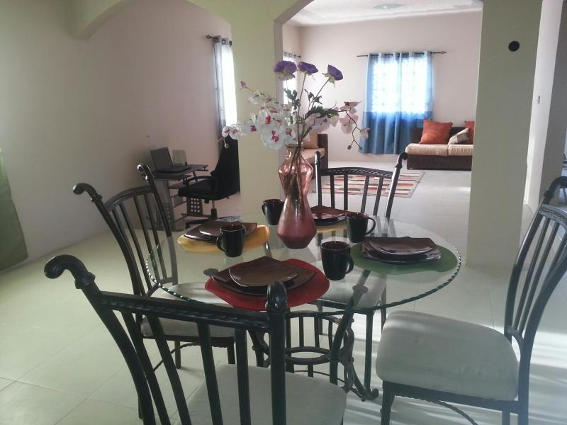 A Place of Tranquility in St. Thomas, Jamaica, holiday rental in Saint Thomas Parish