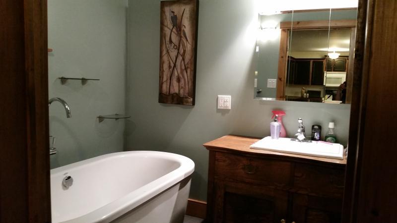 Full Modern Bathroom