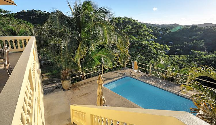 Cacimar House  for 6 - Privacy, Pool, Great Views, vacation rental in Isla de Vieques