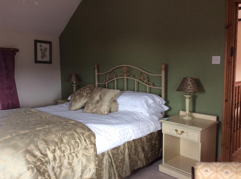 Second bedroom in Rose Barn