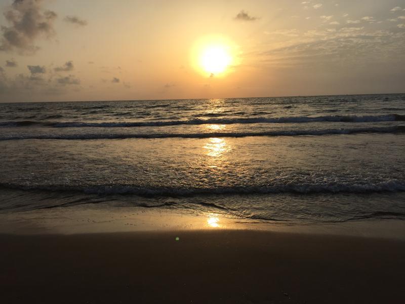 Vista de la Playa de la Malvarrosa. A 3Km y 15 minutos en bus