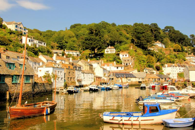 Bridgend House is located in the picturesque Polperro, Just a 75 meter walk from the harbour