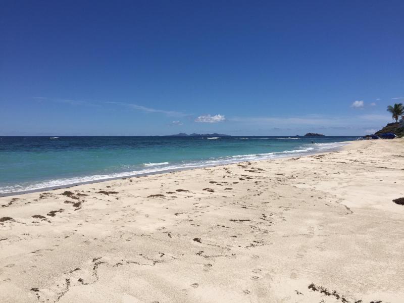 Dawn Beach September 2015