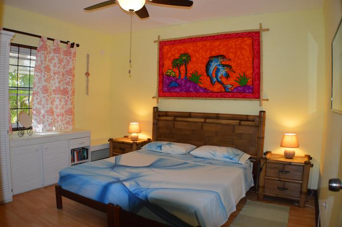 Sea-view Apartment - The Bedroom