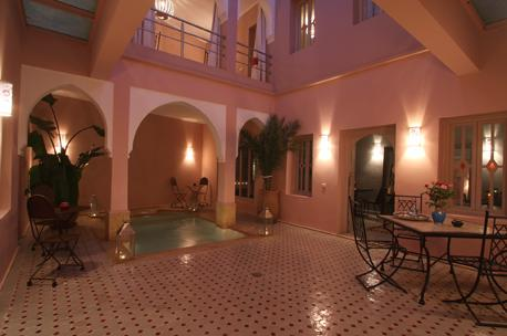 Riad Tahani Charming Riad in Marrakesh