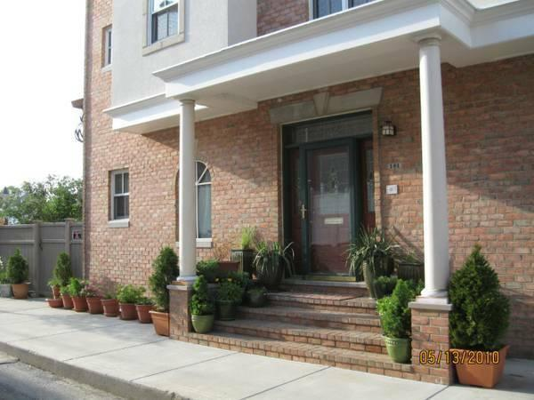 Philly Bed and Bagel is located in this new construction, spacious townhome
