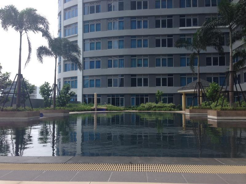 6. Etage-Schwimmbad