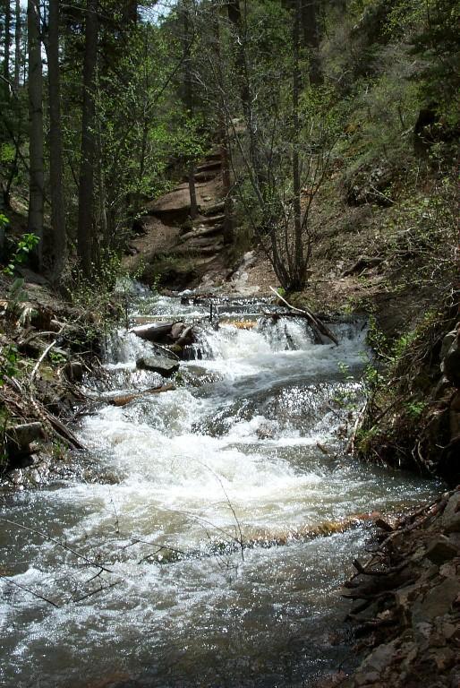 Clear Creek Hiking Nearby