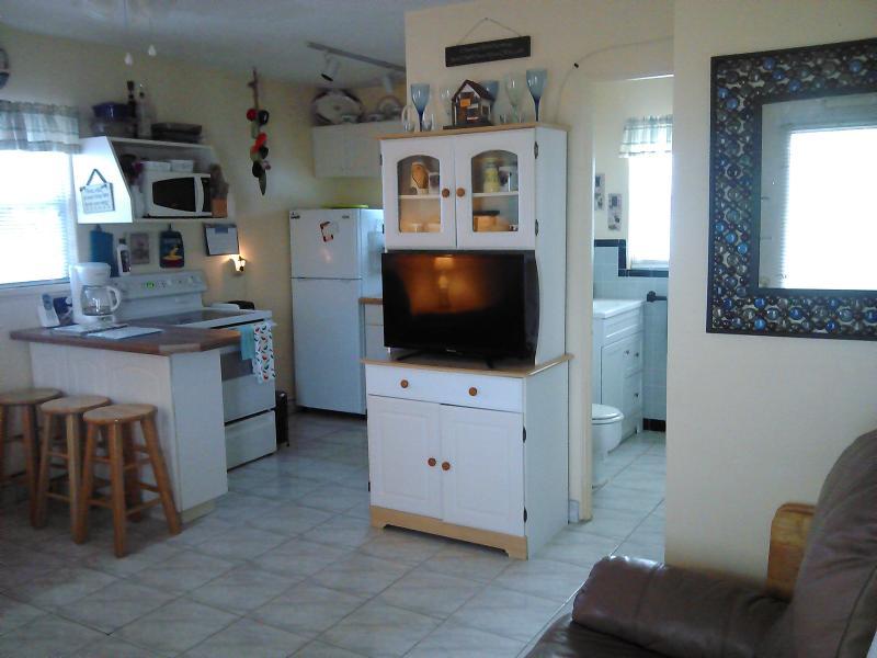 Full Oven/Ceramic Cook Top